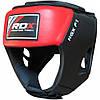 Боксерский шлем RDX Red new