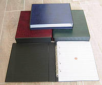 Альбом для банкнот у футлярі Fischer Optima, фото 1