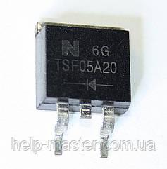 Диод TSF05A20 (TO-263)