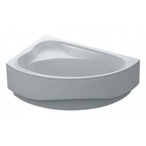 Ванна 150х100 акрилова SANTA ЛІВА + панель + ніжки