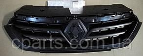 Решетка радиатора Renault Dokker до 2017 года (оригинал)