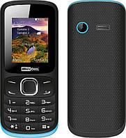 Maxcom MM128 Black-Blue , фото 1