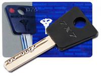 Изготовление ключа MUL-T-LOCK 7x7