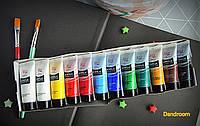 Набор акриловых красок 11*20мл, ROSA Studio