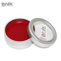 Красный цвет IMAGIC, (цена за 1штуку) краска боди-арт для лица маслом макияж на хэллоуин, make up 12 мл