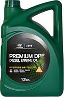 Масло ДВС Mobis Premium PDF Diesel 5W-30 6 л (0520000620)