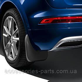 Комплект Брызговиков Audi Q8 Новые Оригинальные