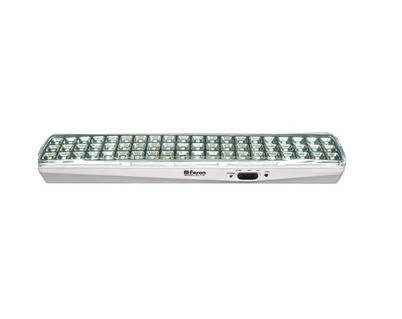 EL119 аккум. светильник 60LED белый AC/DC (365*70*30мм)