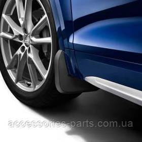 Комплект Брызговиков Audi Q8 с пакетом S-Line Новые Оригинальные