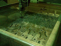 Гидроабразивная резка нержавеющего металла