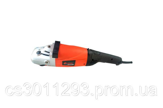 Угловая шлифмашина Edon - AG180-AT3128, фото 2
