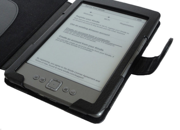 Обкладинка для електронної книги Amazon Kindle 4/5 Case - Black