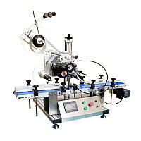 Автоматическая этикеровочная машина для плоских поверхностей, фото 1