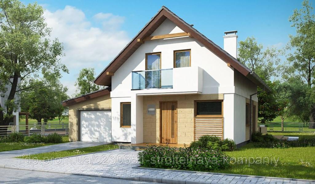 Проект дома uskd-51