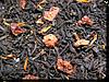 """Чёрный ароматизированный чай """"Клубника со сливками"""""""