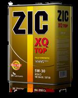 Синтетическое моторное масло ZIC XQ TOP 5W-30 ✔ 1л.