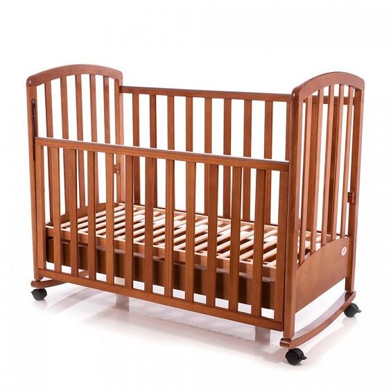 Детская кроватка Baby Care BC-470BC тик