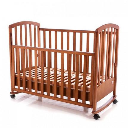Детская кроватка Baby Care BC-470BC тик, фото 2