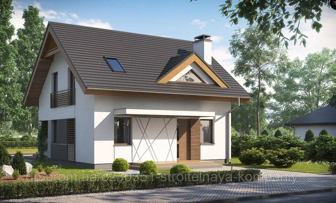 Проект дома uskd-52