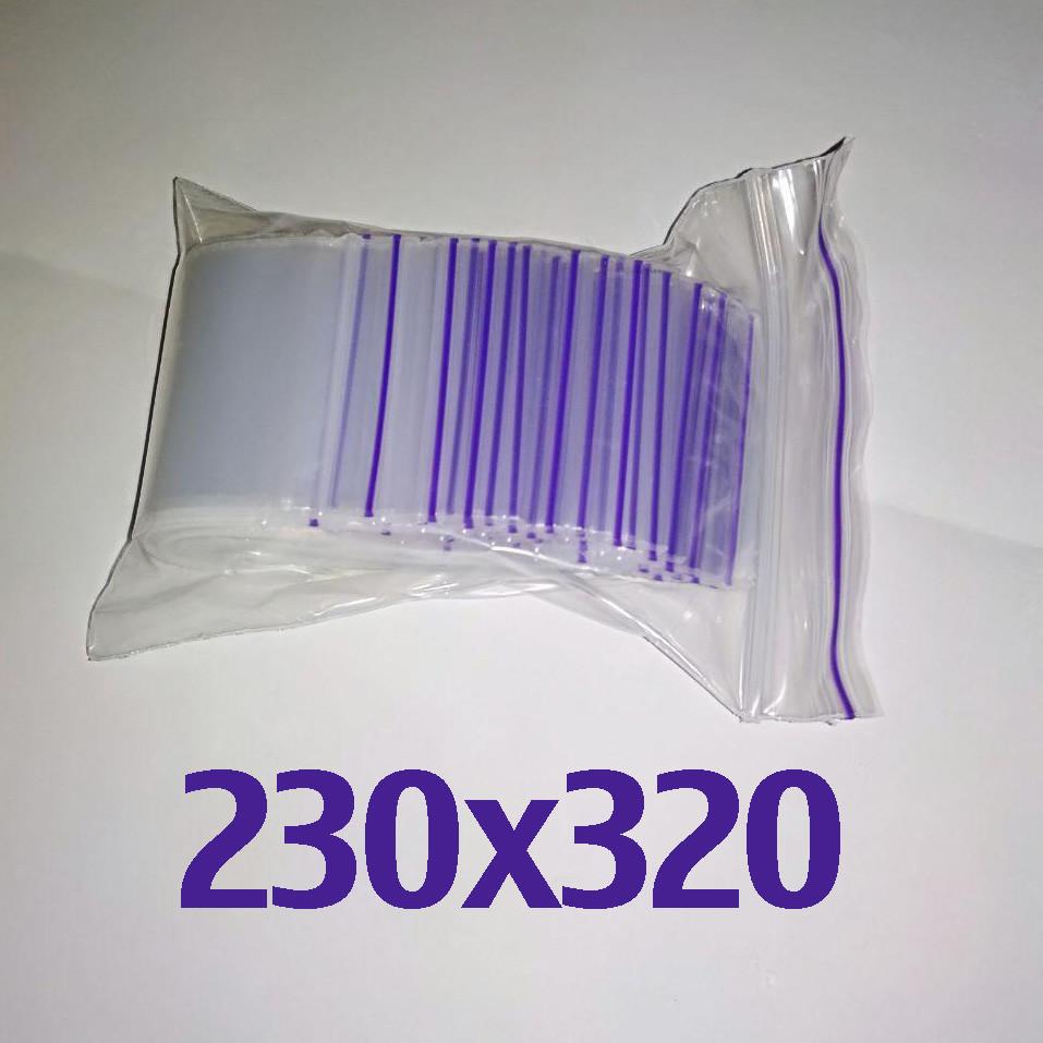 Пакет zip-lock 230*320 мм