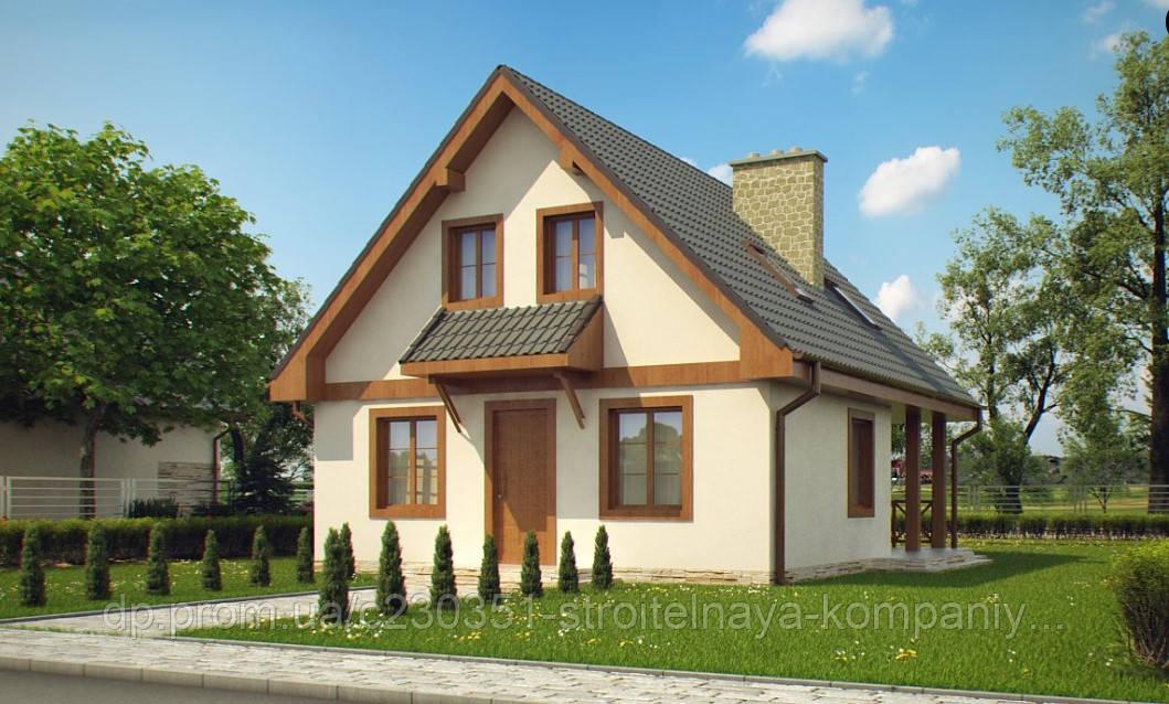 Проект дома uskd-53