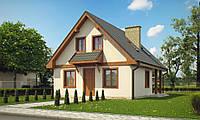 Проект дома uskd-53, фото 1