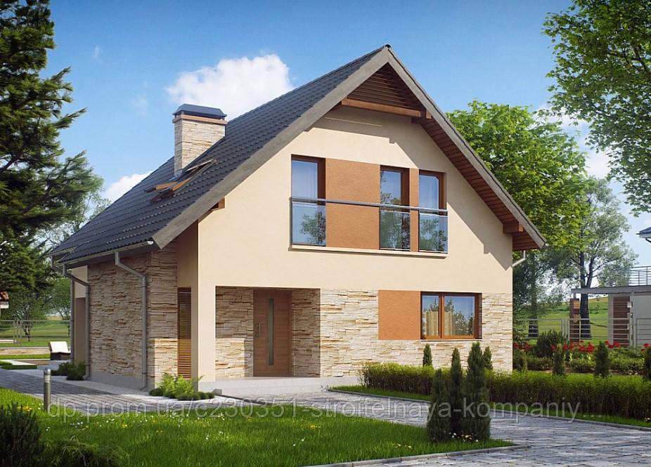 Проект дома uskd-54