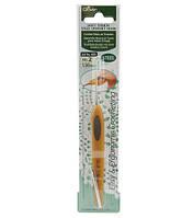 Крючок для вязания стальной Clover Soft Touch Steel №2 (1,5 мм), фото 1