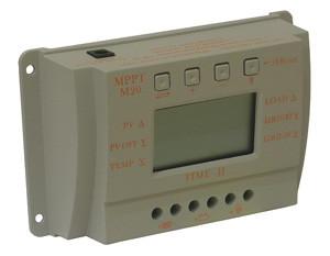 """Контроллер заряда MPPT M20 (12/24В, 20А, ЖК индикатор) - ЧП фирма """"Мортелеком-сервис"""" в Одессе"""