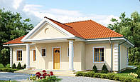 Проект дома uskd-56, фото 1