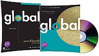 Английский язык / Global / Coursebook+Workbook. Учебник+Тетрадь (комплект), Beginner / Macmillan