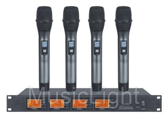 Беспроводная микрофонная система RL-7600H