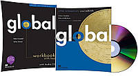 Английский язык / Global / Coursebook+Workbook. Учебник+Тетрадь (комплект), Upper-Intermediate / Macmillan