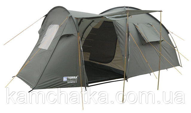 Палатка туристическая четырехместная Terra Incognita Olympia 4
