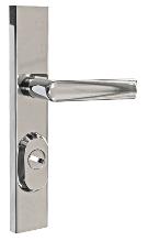 Rostex R1⁄R4 защитная дверная ручка - броненакладка