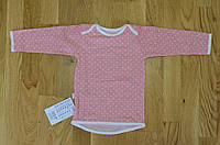 Дитяча кофточка рожевого кольору D&C розмір 74\80\86