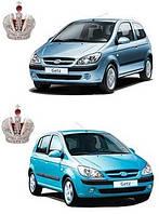Автостекло, лобовое стекло на HYUNDAI (Хюндай) GETZ (2002 - 2011)