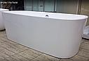 Ванна акриловая отдельностоящая 170х75 Veronis VP-206, фото 6