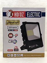 Світлодіодний прожектор 100W Horoz Leopar-100 SMD