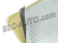 Шумоизоляция (виброизоляция) Formula/VIZOL (500 x 700) + фольга 3,0мм толщина