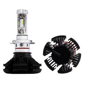 Комплект світлодіодних LED ламп Xenon X3 H7 CG02 PR5, фото 2