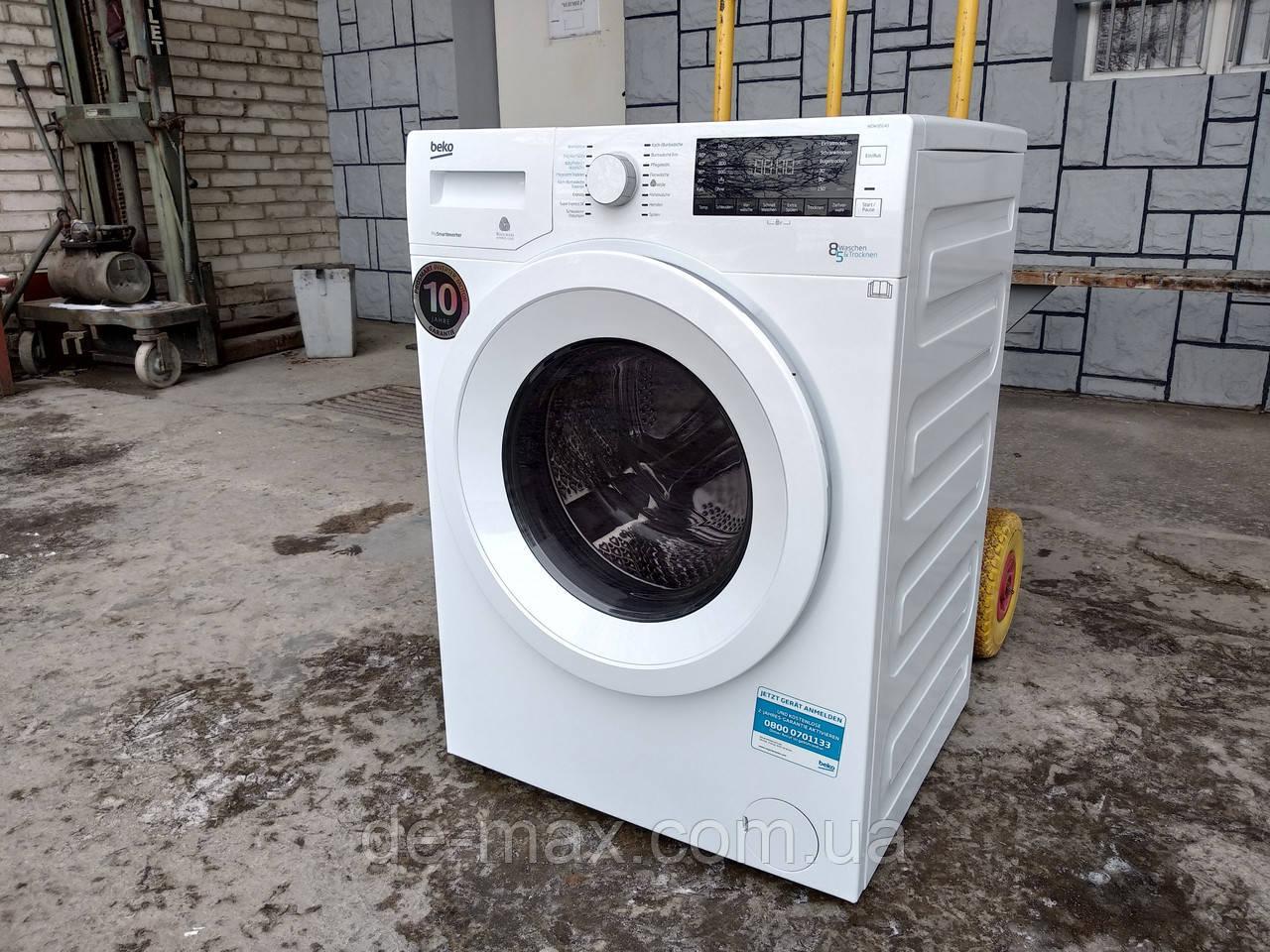 Стирально-сушильная машина Beko WDW 85140 8кг/5кг А+++ 1400об