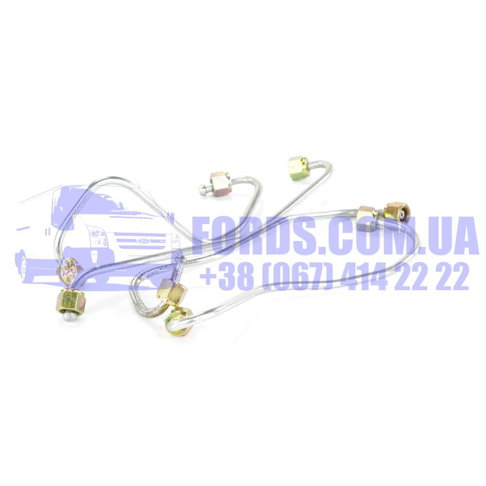 Трубка топливная комплкт FORD TRANSIT 1991-2000 (T12 4ШТ Высокого давления) (92VB9A555AAA/BSG30725010/ES1531) DP GROUP