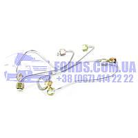 Трубка топливная комплкт FORD TRANSIT 1991-2000 (T12 4ШТ Высокого давления) (92VB9A555AAA/BSG30725010/ES1531) DP GROUP, фото 1