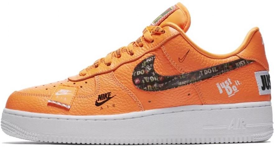 """Мужские кроссовки Nike Air Force 1 Low  """"Yellow/White """" (в стиле Найк )"""