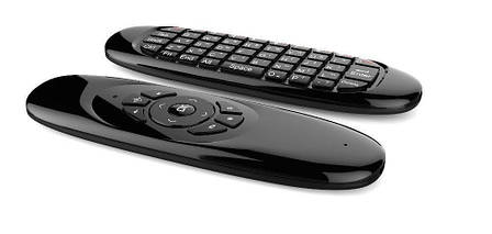 Usb Пульт мышь с клавиатурой Air mouse C120 PR3, фото 2