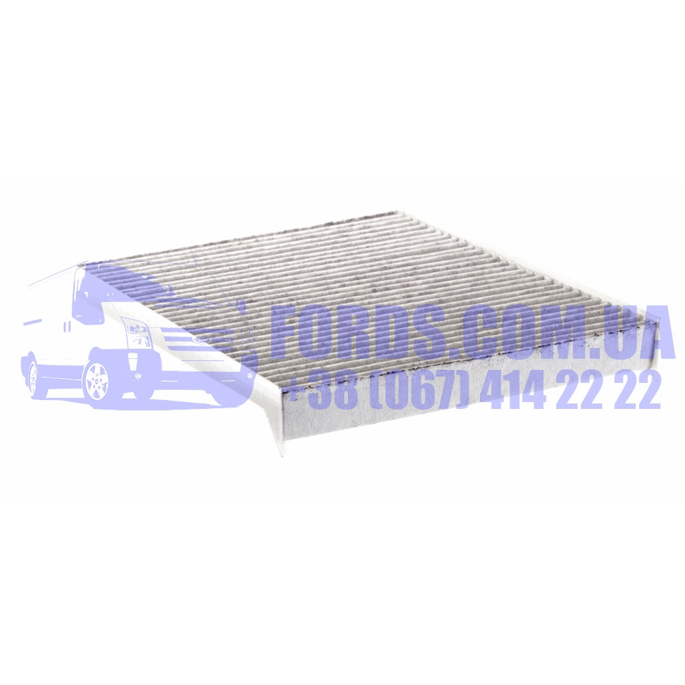 Фильтр салона FORD FOCUS/C-MAX/MONDEO/KUGA 2003-2014 (Уголь) (1315687/3M5J19G244AA/CCF0109C) CHAMPION