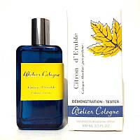 Atelier Cologne Citron d'Erable (Ателье Колонь Цитрон Дерабле) парфюмированная вода - тестер, 100 мл, фото 1