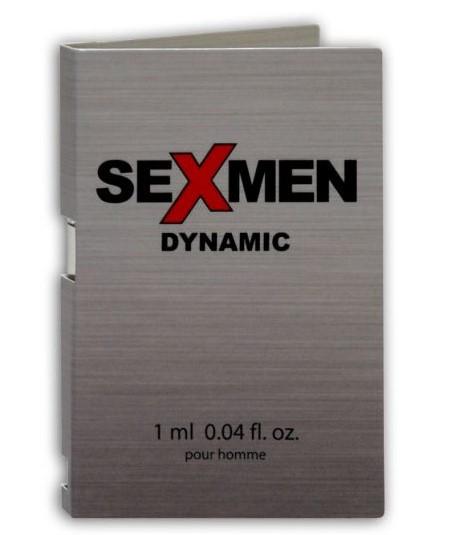 Пробник духов Sexmen Dynamic for men, 1 мл