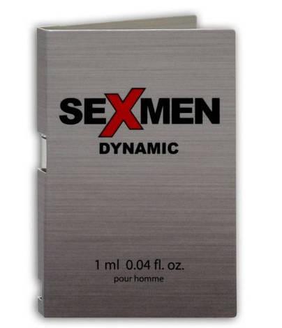 Пробник духов Sexmen Dynamic for men, 1 мл, фото 2